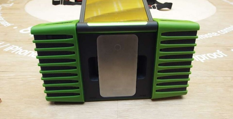 Soultra Solar Powered Sound System Hands-On