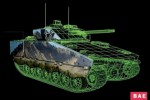 BAE Systems Plans to Use E-Ink to Camouflage Tanks