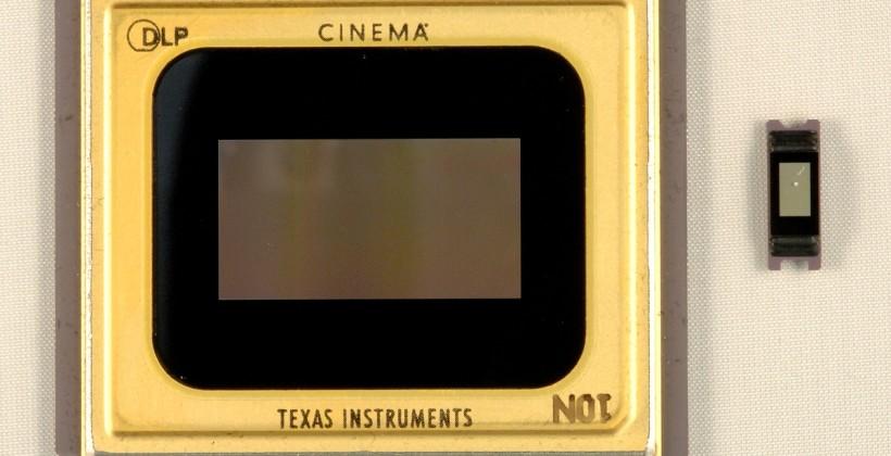 Texas Instruments Unveils New DLP Pico Technology at CES 2011