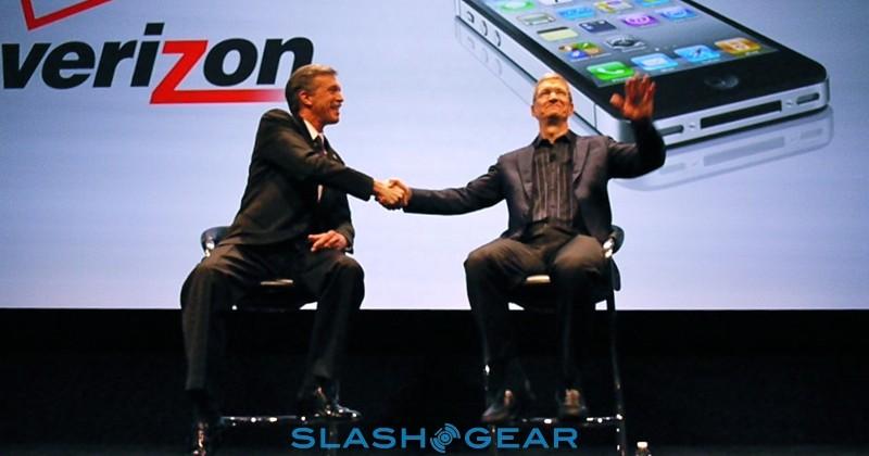 Verizon iPhone 4 hands-on
