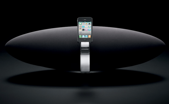 The Zeppelin Air by Bowers & Wilkins