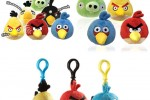 Angry Birds plush characters announced