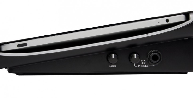 Alesis StudioDock for iPad turns tablet into pro-audio system