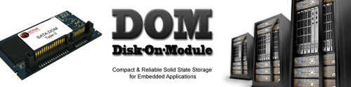 Active Media Products SATA Disk-on-Modules are first to hit 64GB