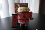 Official Android Designer Toy Line Expanded by God of Wealth, Reviewed by Android Community