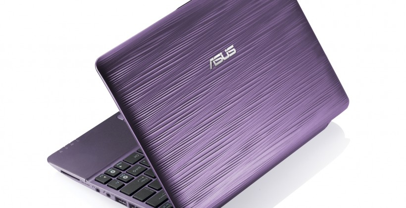 ASUS Sirocco netbook is Eee PC 1015PW?
