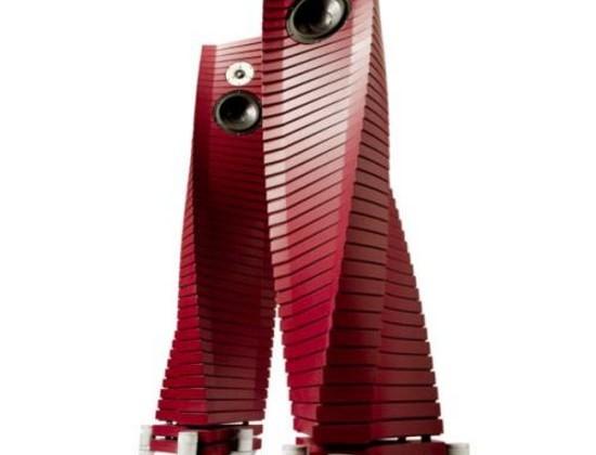 Book of Music's Teti Extreme Loudspeakers