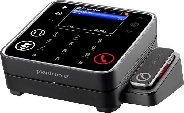 Plantronics Voyager PRO UC Bluetooth Headset and Calisto 825 Speakerphones Announced