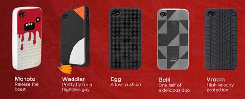 Case-mate announces Verizon iPhone 4 accessories