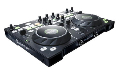 Hercules unveils new DJ 4Set DJ console at CES