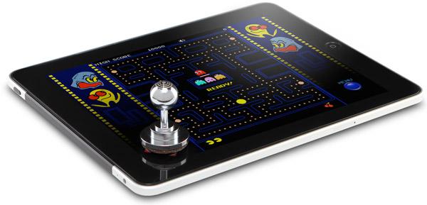 JOYSTICK-IT iPad Arcade Stick for Superior Pac-Man Playing