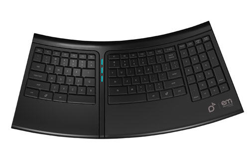 SmartFish unveils Engage Keyboard that adjusts automatically for comfort