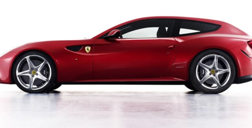 Ferrari FF is a 208mph 4WD four-seater with love-it-or-hate-it style