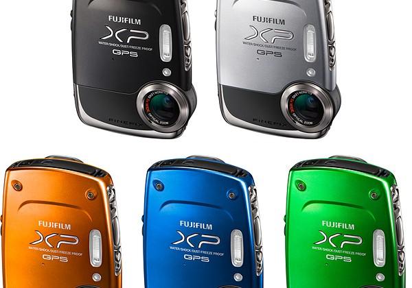Fujifilm FinePix XP30 packs GPS into rugged digicam