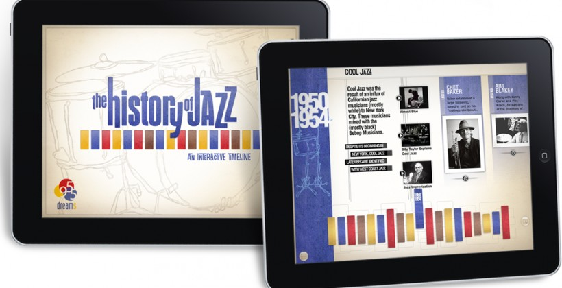 Technology meets the History of Jazz