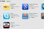 Apple reveals All-Time Top App Store apps