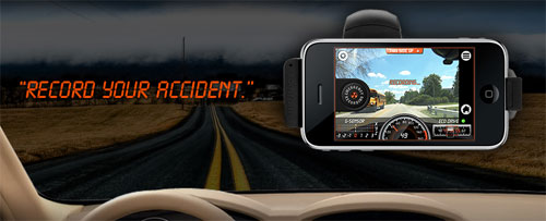 iCar Black Box is perfect for the accident prone