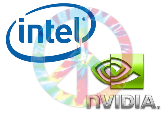 Intel Paying NVIDIA Technology Licensing Fees of $1.5 BILLION DOLLARS