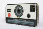 Sticker makes your iPhone look like old school Polaroid camera