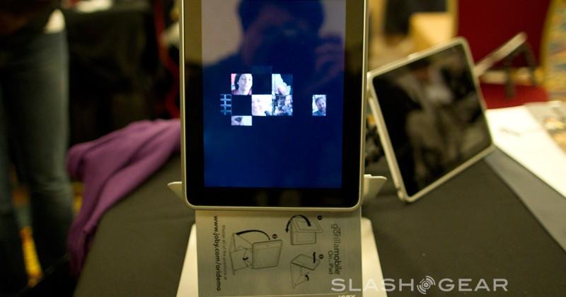 Joby GorillaMobile Ori & GorillaMobile Yogi iPad Stands Unveiled