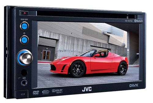 JVC unveils new line of AV multimedia receivers for vehicles at CES