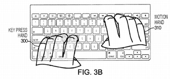Apple's Motion-Sensitive Keyboard Patent: A Sane Compromise