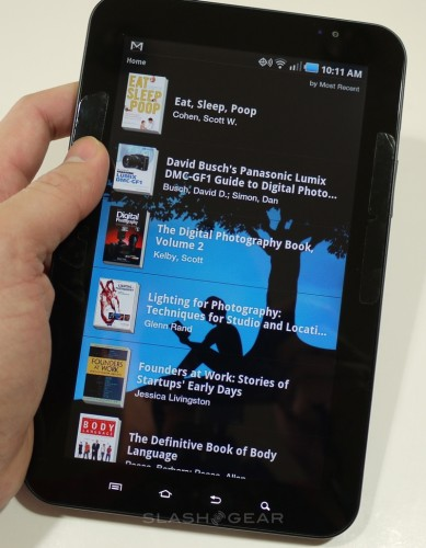 Amazon Kindle Apps For Android Windows Tablets Promised
