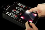 Korg KAOSS Pad QUAD mangles audio with 4-effect touchpad control