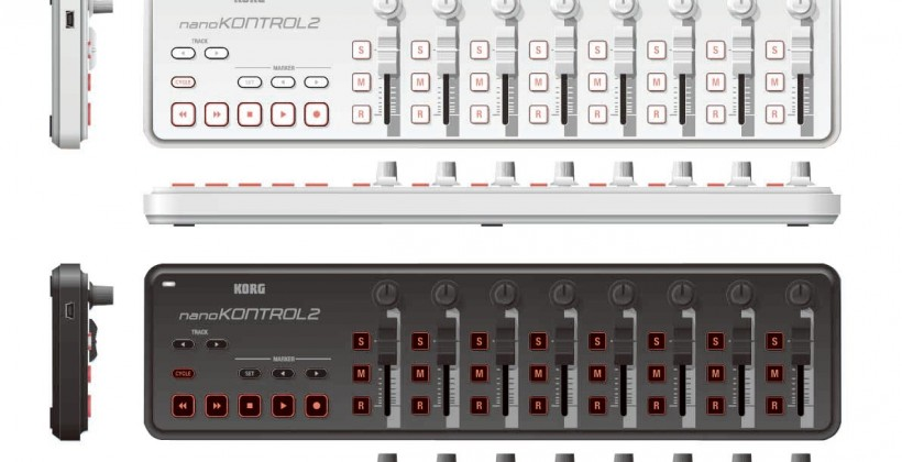 Korg nanoSERIES2 USB controllers outed