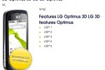 LG Optimus 3D outed ahead of MWC 2011 debut