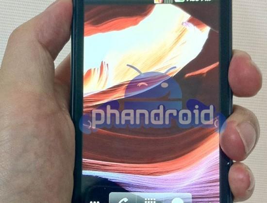 LG Optimus 3D leaks ahead of MWC 2011 debut?