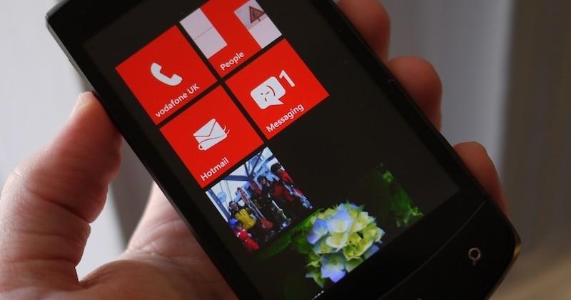 LG underwhelmed by Windows Phone 7 launch