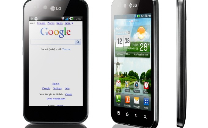 LG Optimus Black official: super-bright NOVA display