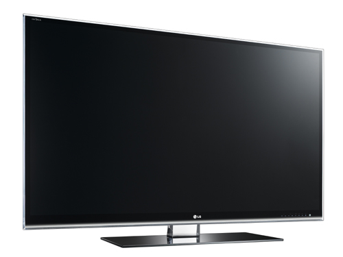 LG Smart TV push previewed: streaming & browser on your HDTV