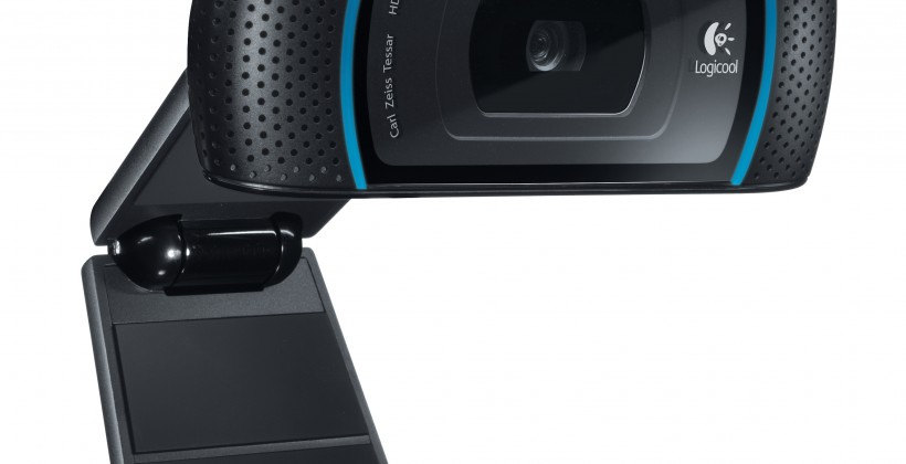 Logitech HD Pro Webcam C910 gets Mac support