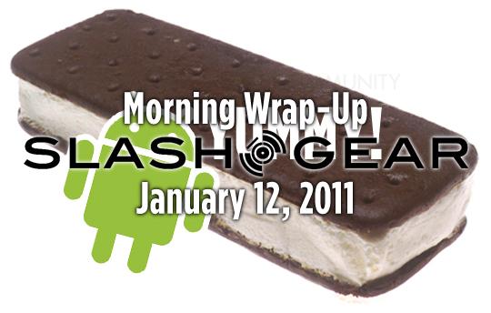 SlashGear Morning Wrap-Up: January 12 2011
