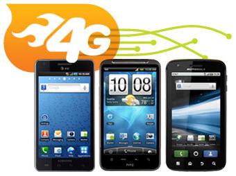 AT&T Motorola ATRIX 4G official: HSPA+ & Webtop dock