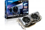 MSI debuts N560GTX-Ti Twin Frozr II video card