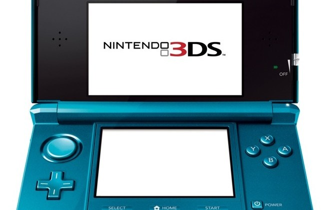 Nintendo 3DS to be region-locked?