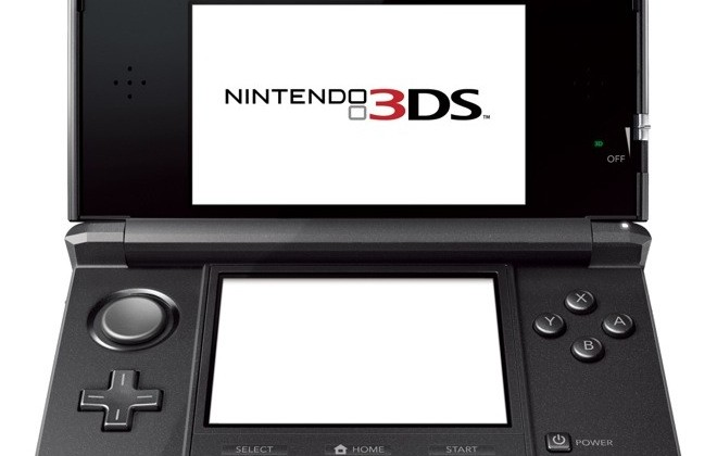 Nintendo 3DS Europe launch March 25