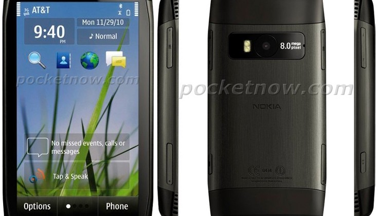 AT&T Nokia X7 could launch this month?