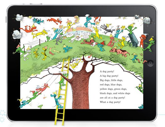 Barnes & Noble NOOK kids for iPad released