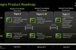 NVIDIA Tegra 3 T30/AP30 mobile quadcore SoC sampling by end of 2011
