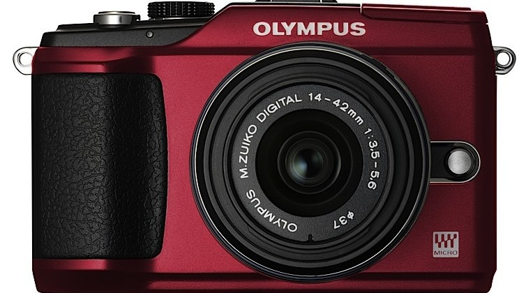 Olympus PEN E-PL2 official: $600 this month