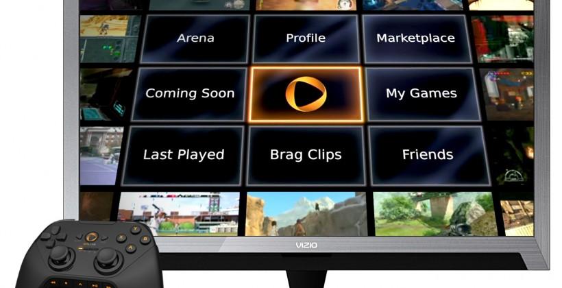 OnLive hitting Vizio VIA smart TVs, VIA Tablet & VIA Phone