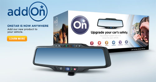 OnStar breaks free of GM chokehold, shows off future of LTE vehicle services