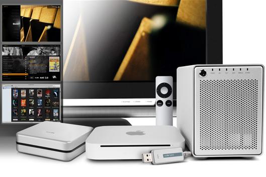 OWC Media Center bundle turns Mac mini into a home entertainment system