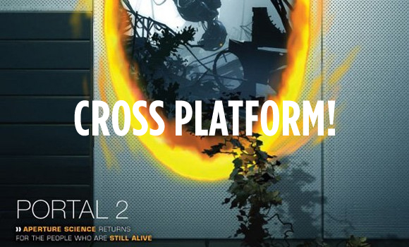Portal 2 for PS3 to Come with Free Mac and PC Version