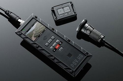 V.I.O. POV.HD sports camcorder up for pre-order