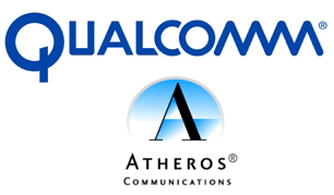 Qualcomm buy Atheros in $3.1bn Ubiquitous Connectivity deal